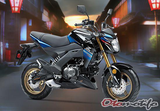 Review Kawasaki Z125 Pro SE