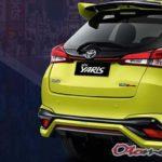 Review Toyota Yaris Terbaru