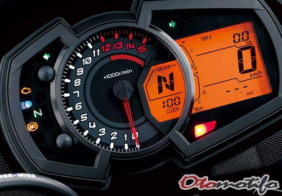Speedometer Kawasaki Versy 250 City