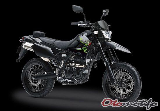 Spesifikasi dan Harga Kawasaki D Tracker X 250