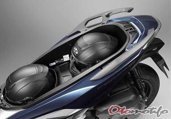 Bagasi Honda Forza 250