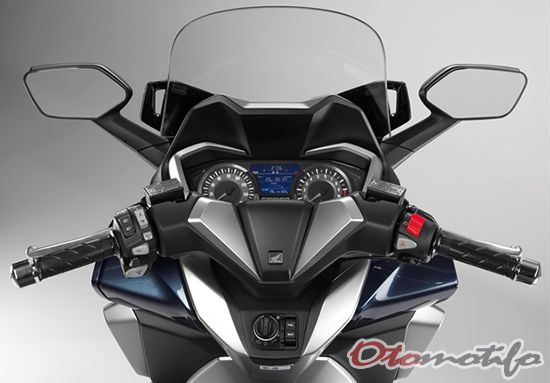 Dashboard Honda Forza 250
