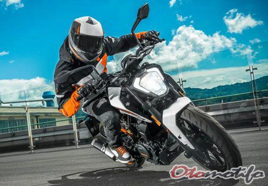 Desain KTM Duke 250