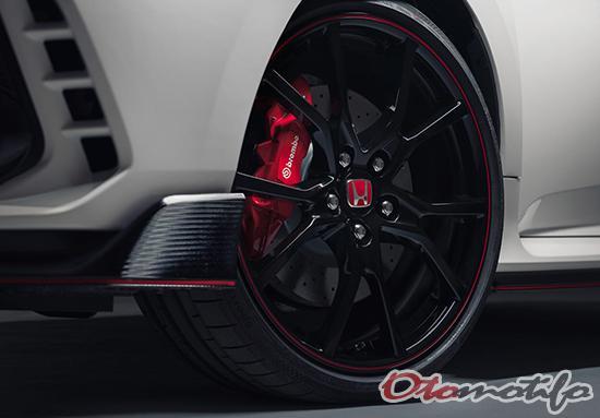 Fitur Honda Civic Type R