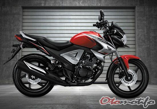 Fitur Honda MegaPro FI