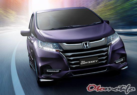 Fitur Honda Odyssey