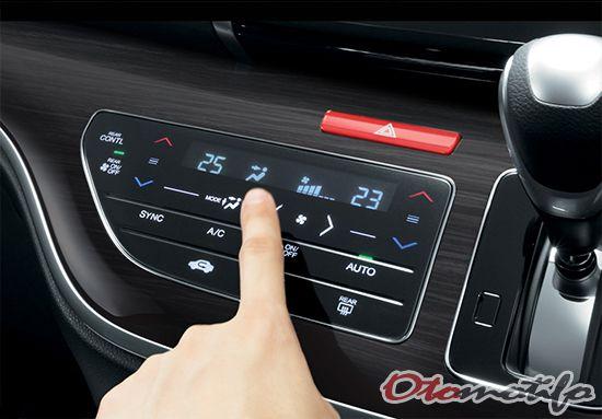 Fitur Interior Honda Odyssey