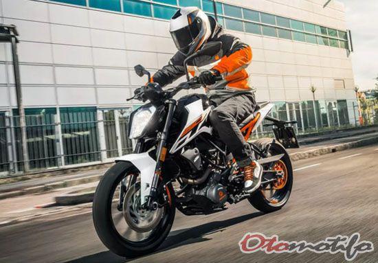 Fitur KTM Duke 250