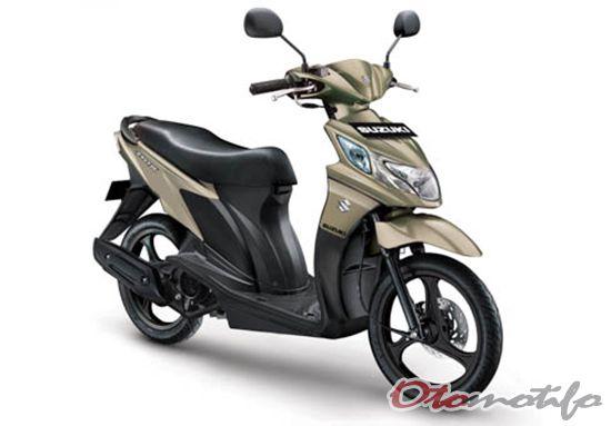 Fitur Suzuki Nex