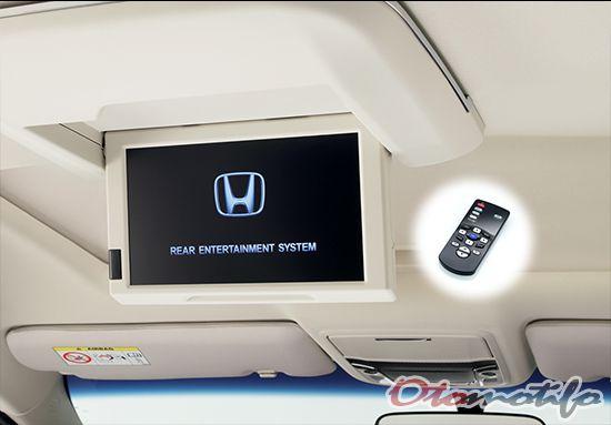 Foto Interior Honda Odyssey