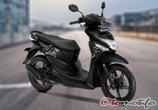 Gambar Honda Beat Pop