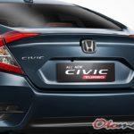 Gambar Honda Civic Turbo Terbaru
