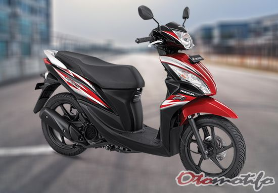 Gambar Honda Spacy FI