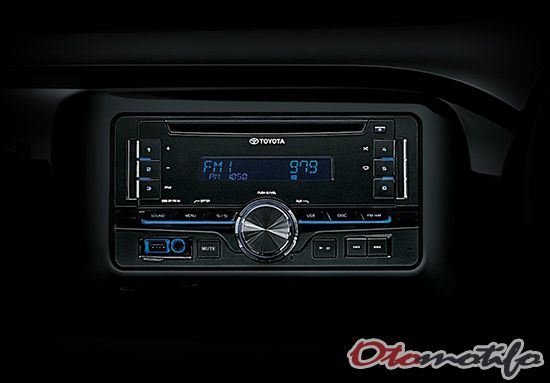 Gambar Interior Toyota Hilux Extra Cabin