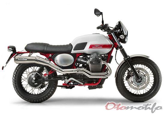 Gambar Moto GuzziV7 II Stornello