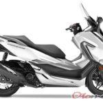 Gambar Motor Honda Forza 250