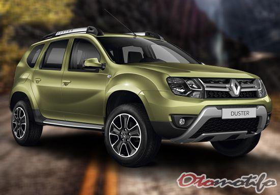 Gambar Renault Duster