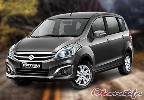 Gambar Suzuki Ertiga Diesel Hybrid