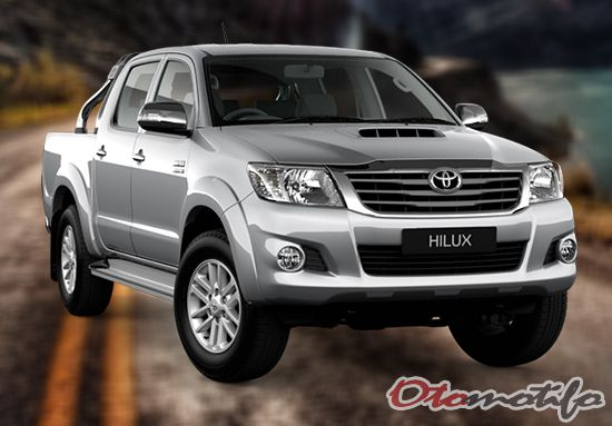 Gambar Toyota Hilux Double Cabin