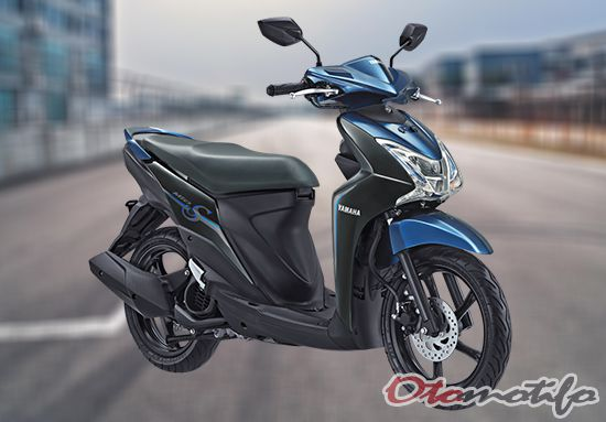 Gambar Yamaha Mio S