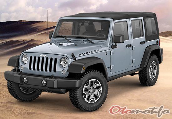 Harga Jeep Wrangler Unlimited Rubicon