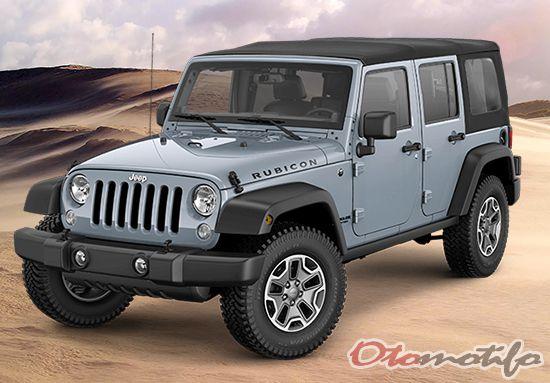Harga Jeep Rubicon 2021 Review Spesifikasi Gambar Otomotifo