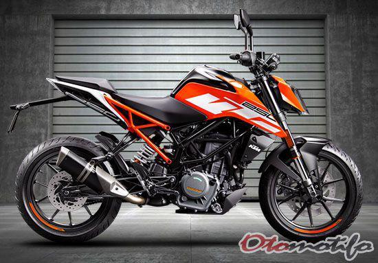 Harga KTM Duke 250