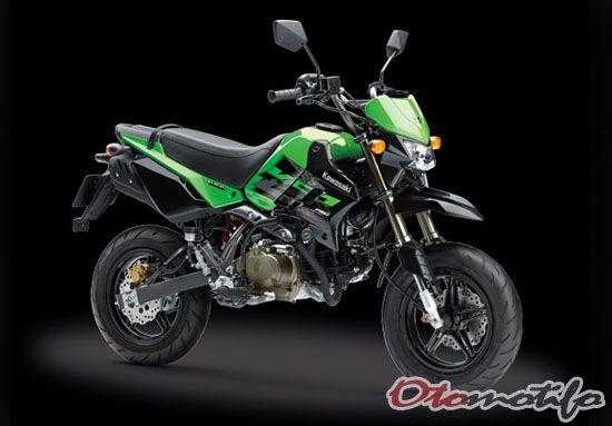Harga Kawasaki KSR Pro
