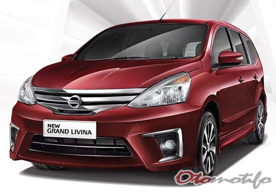 Harga Mobil Grand Livina