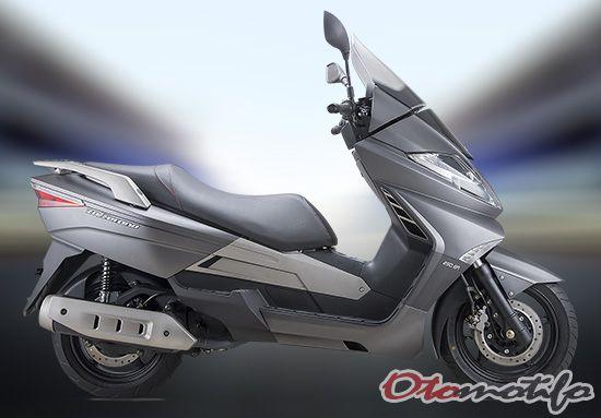 Harga Motor Benelli Zafferano 250
