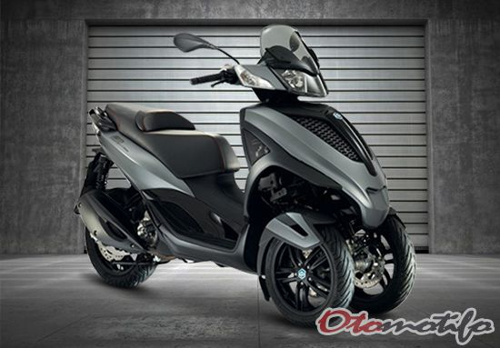 Harga Motor Piaggio MP3 Business