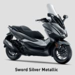 Honda Forza 250 Silver