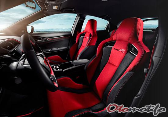Interior Civic Type R