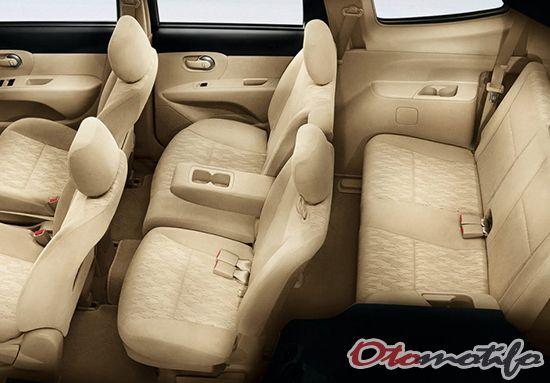 Interior Mobil Grand Livina