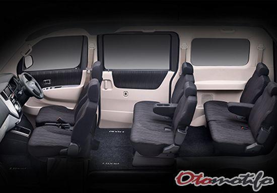 Interior Mobil Luxio