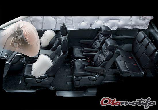 Kabin Interior Honda Odyssey