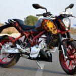 Modifikasi KTM Duke 200 Terbaru