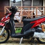 Modifikasi Suzuki Nex