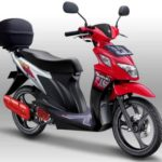 Modifikasi Suzuki Nex Touring