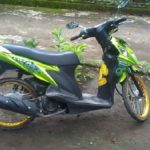 Modifikasi Suzuki Nex Velg Ring 17