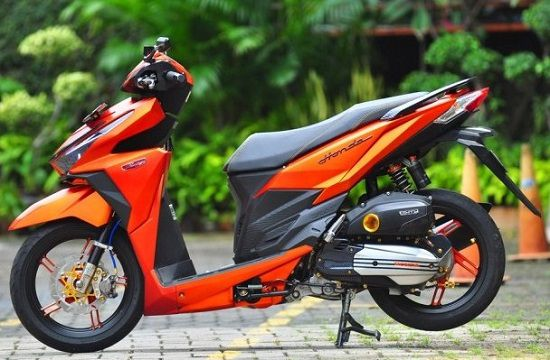 Modifikasi Vario 150 Simple