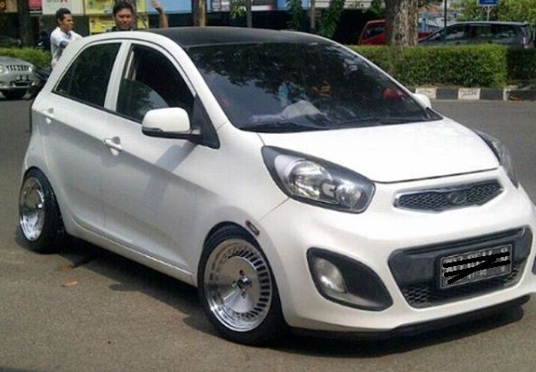 Modifikasi Velg Racing Kia Picanto