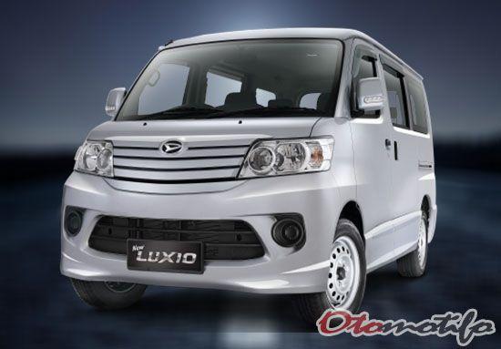 Performa Daihatsu Luxio
