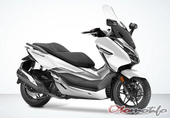 Performa Honda Forza 250