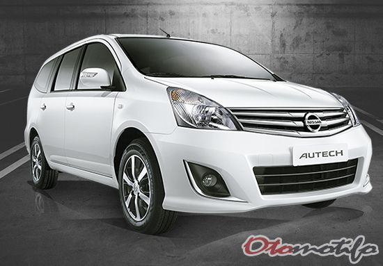 Performa Nissan Grand Livina