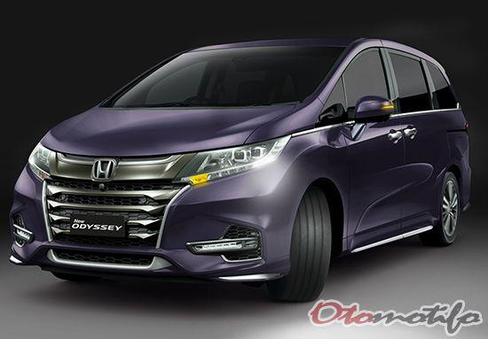 Review Honda Odyssey