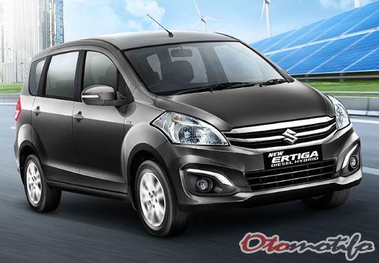 Spesifikasi Suzuki Ertiga Diesel Hybrid