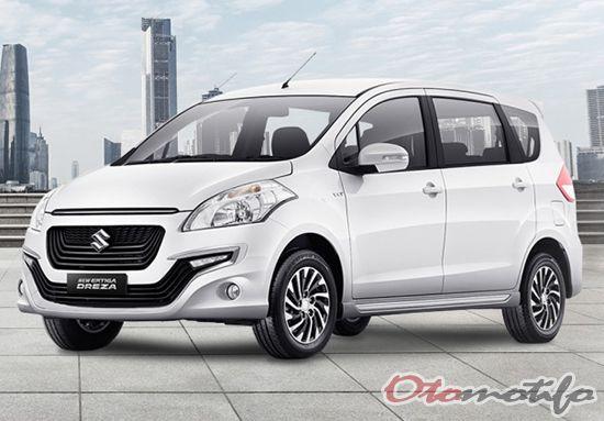 Spesifikasi Suzuki Ertiga Dreza