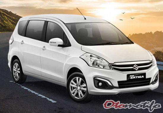 Spesifikasi Suzuki Ertiga