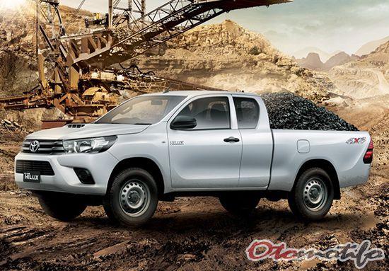 Spesifikasi Toyota Hilux Extra Cabin